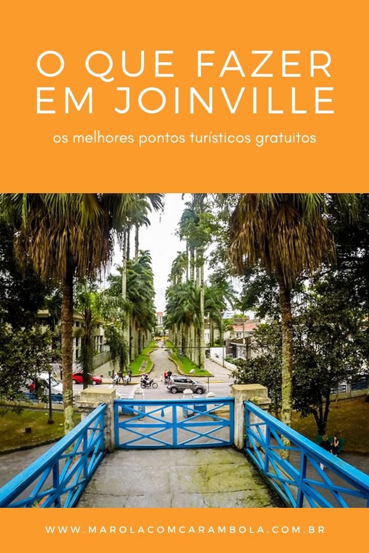 O que fazer em Joinville – Os melhores pontos turísticos gratuitos
