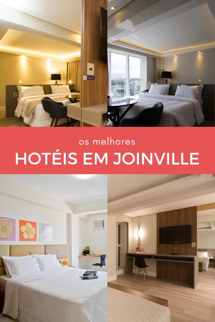 Hotéis em Joinville - Seleção com os melhores hotéis da cidade