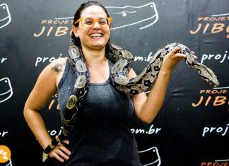 Amanda no Projeto Jiboia - Bonito