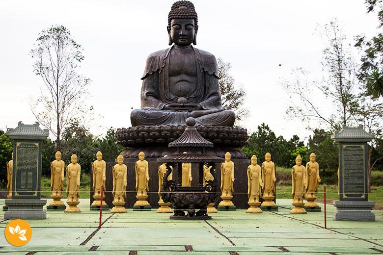 Templo Budista - O que fazer em Foz do Iguaçu