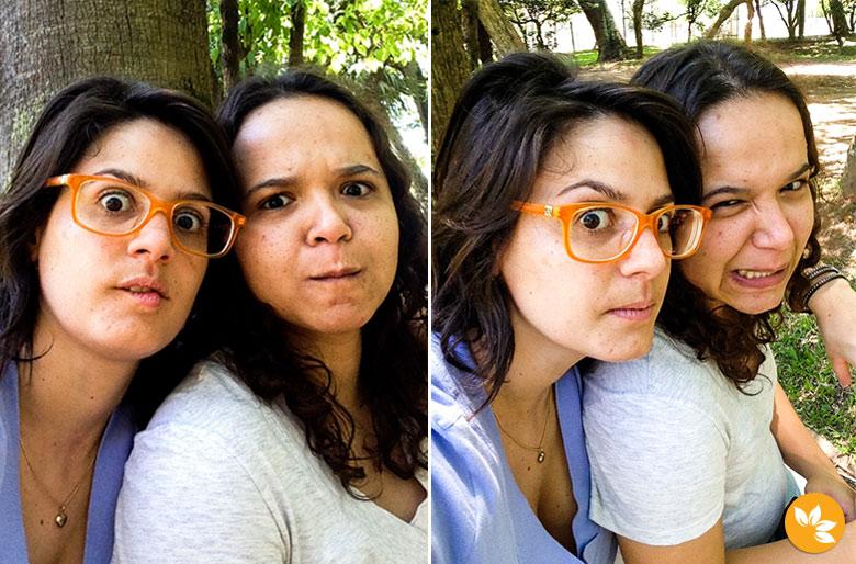 Parques em Porto Alegre - Eloah e Amanda