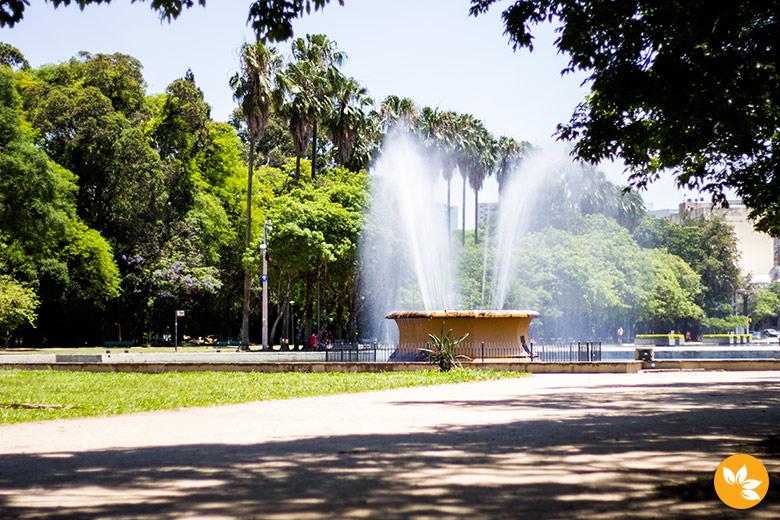 Parques em Porto Alegre - Parque Farroupilha (Redenção)