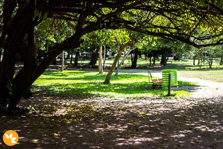 Parques em Porto Alegre - Parque Moinho