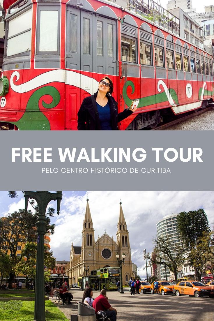 Free Walking Tour Curitiba