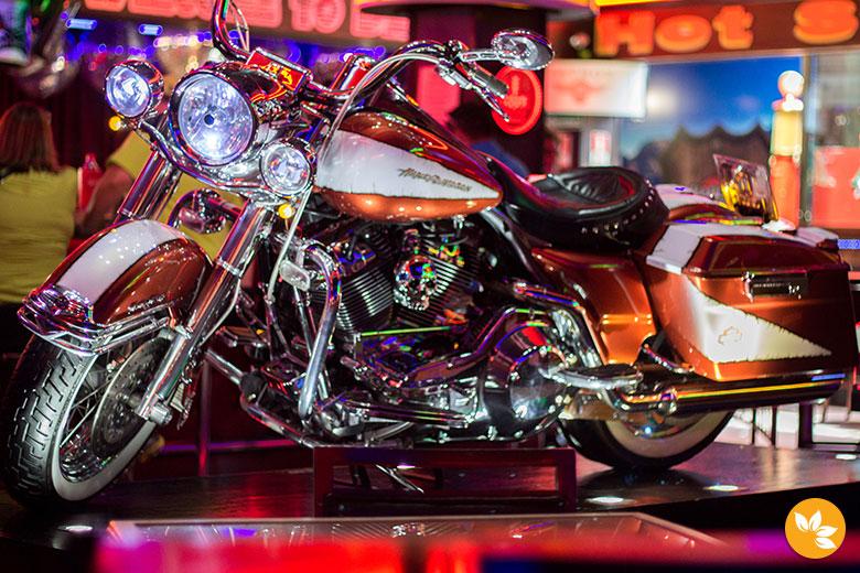 Melhores Passeios em Gramado - Harley Motor Show em Gramado