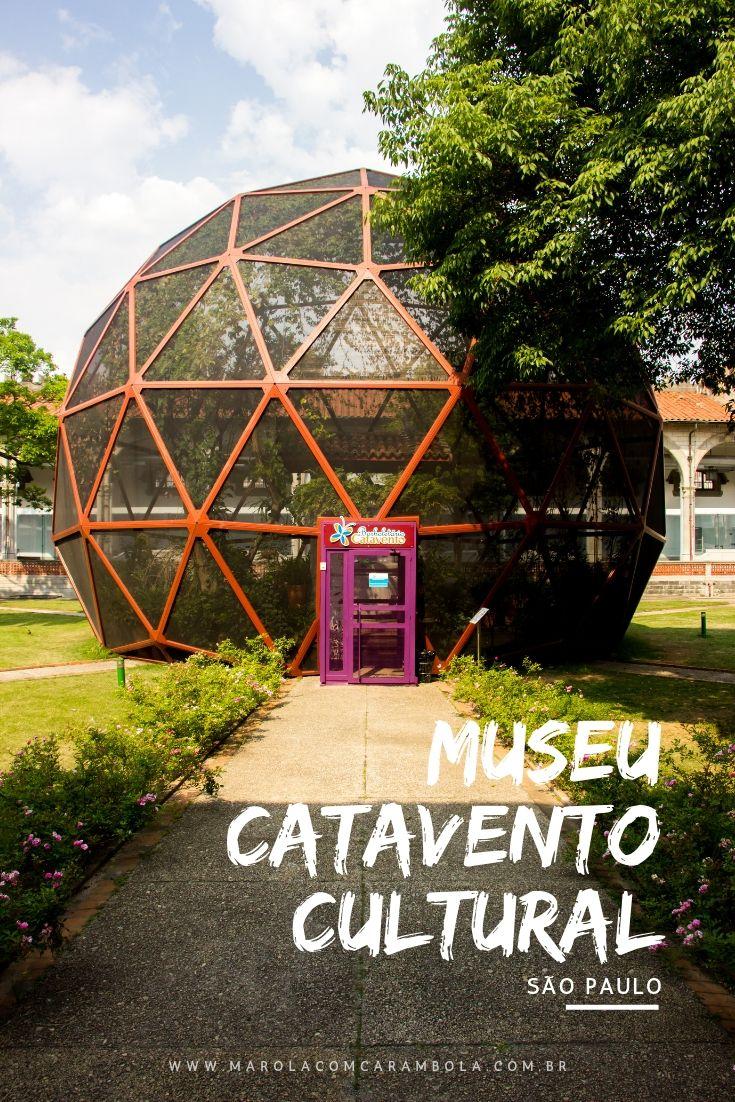 Museu Catavento Cultural em São Paulo é um dos museus mais incríveis a cidade. Um espaço lúdico, interativo, divertido e curioso que vale a pena conhecer.