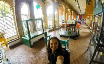 Museu Catavento Cultural em São Paulo - Eloah Cristina