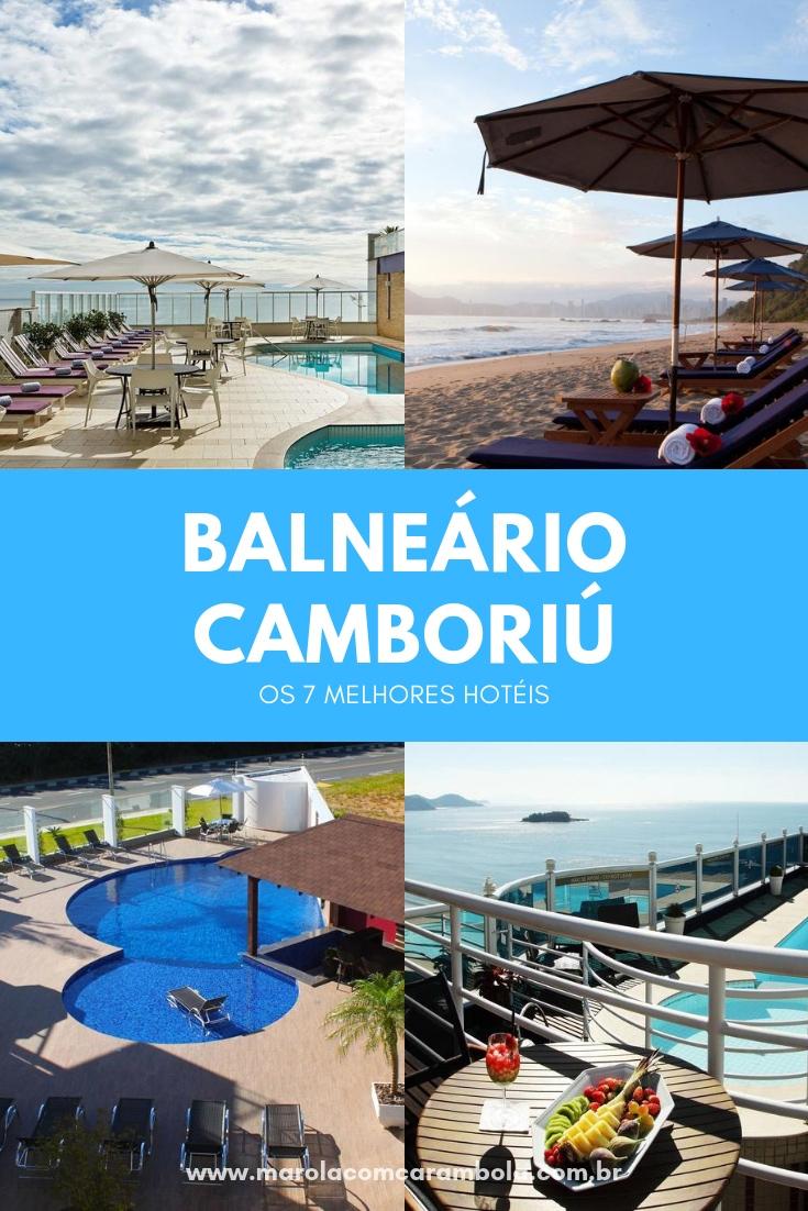 Hotéis em Balneário Camboriú - Selecionamos os melhores para você curtir sua viagem na cidade. Tem opções a beira mar, no centro e na famosa Interpraias.