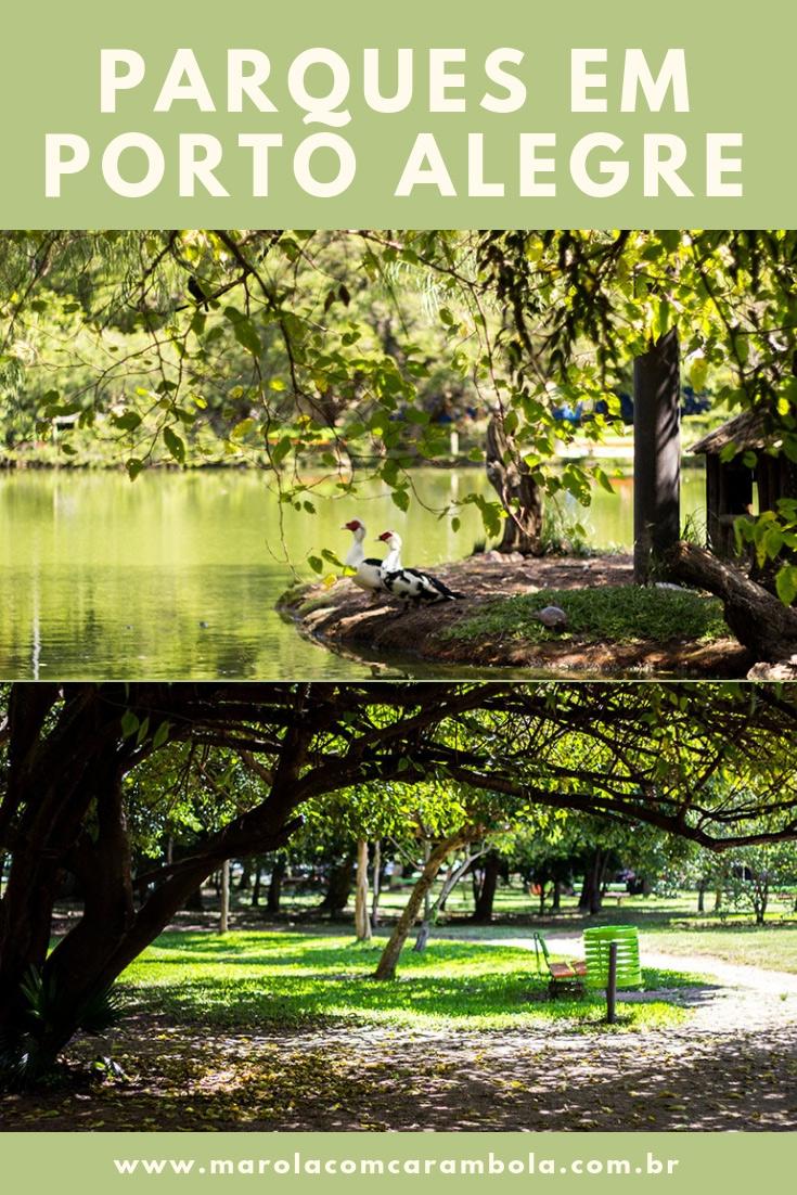 Parques em Porto Alegre para você conhecer