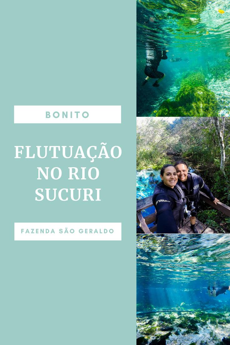 A Flutuação no Rio Sucuri é mais umas das incríveis flutuações para se fazer na cidade de Bonito. Com 50 minutos de flutuação você vai se surpreender.