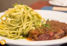 Jorge Restaurante - Bife Ancho