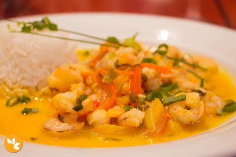 Jorge Restaurante - Moqueca de Camarao