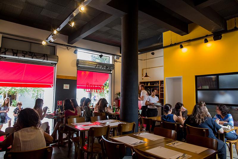 Restrô - Restaurante em São Paulo - Pinheiros