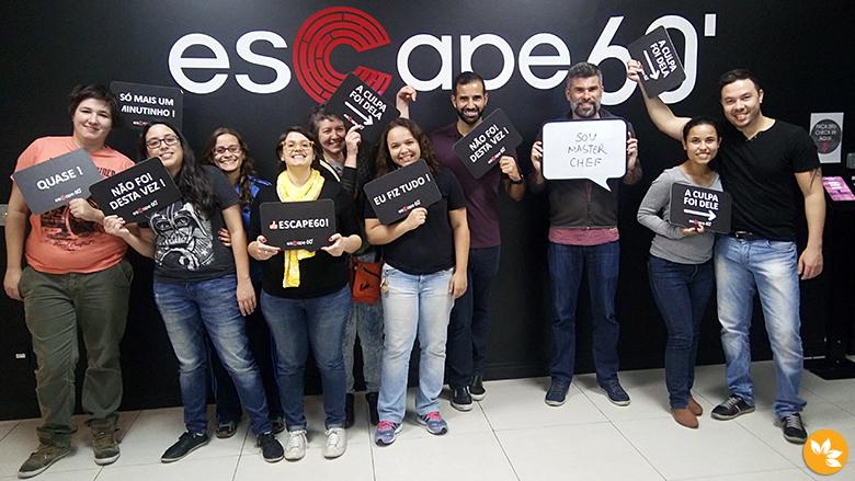 Escape 60 - Sala Escape Kitchen
