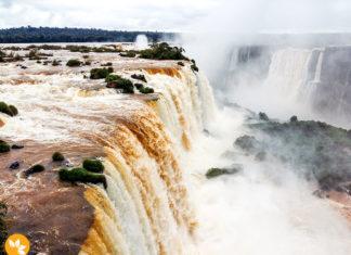 Cataratas do Iguaçu - Vista Panorâmica