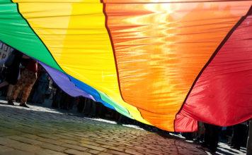 Parada Gay em São Paulo