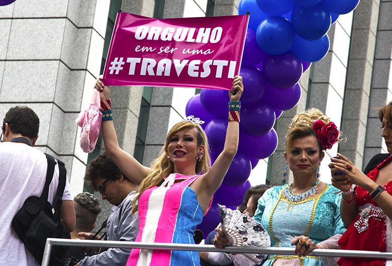 Todos Juntos contra a transfobia