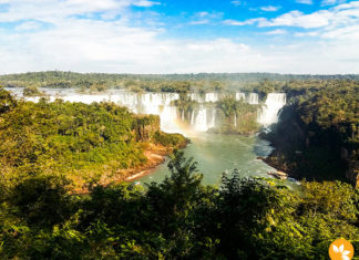 Cataratas do Iguaçu - Brasil