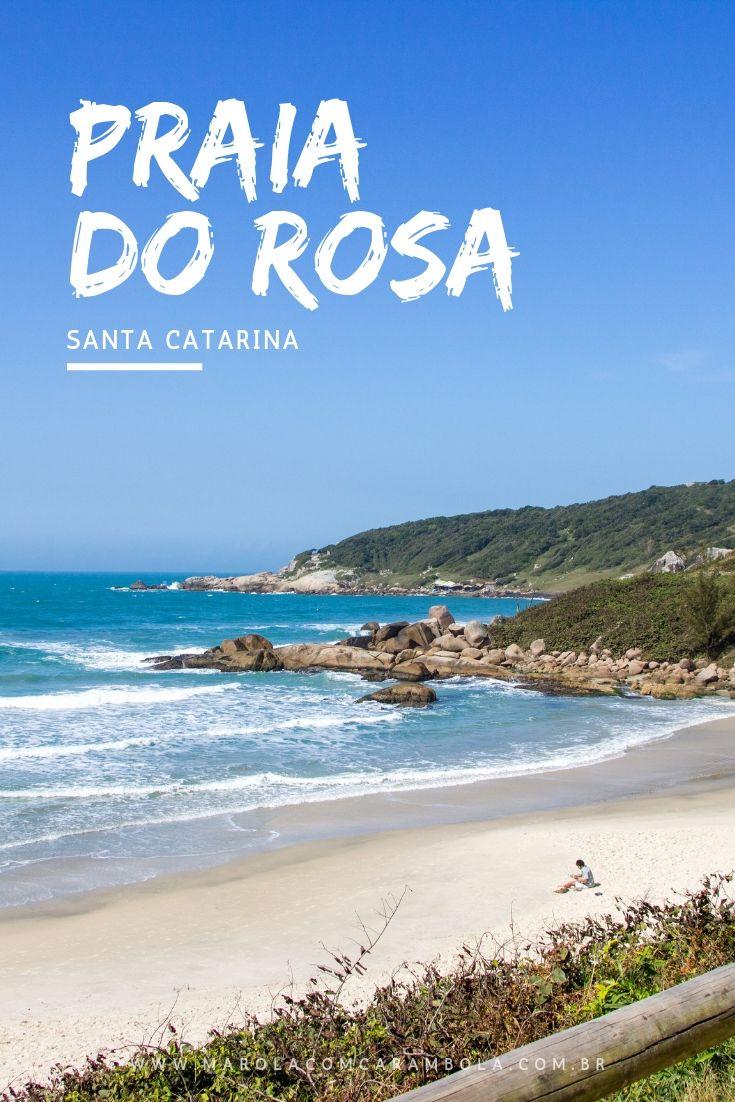 O que fazer na Praia do Rosa - trilhas ecológicas, caminhadas pela faixa de areia branca, Surf, WomenSurfCamp, GaySurfBrazil, onde comer e onde ficar.