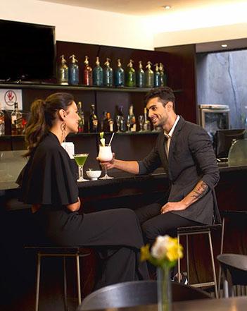 Dia dos namorados no Hotel Pergamon