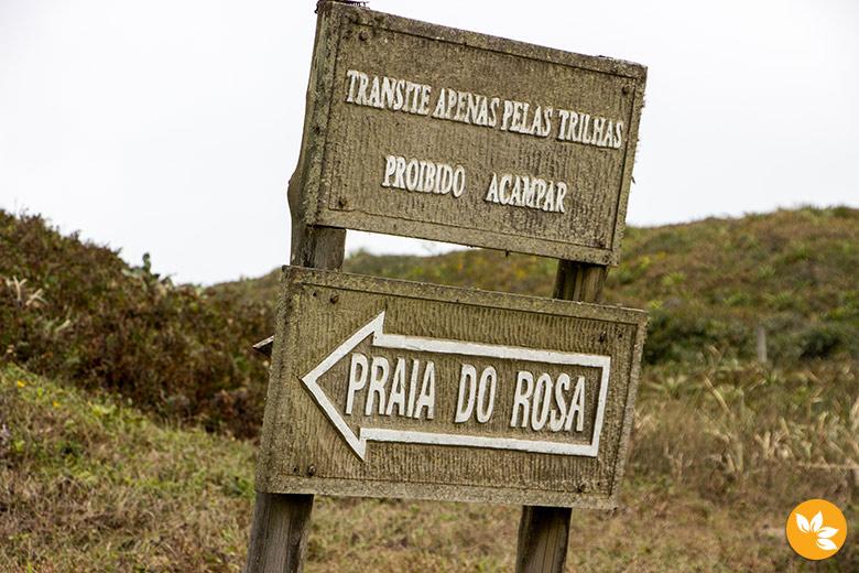 O que fazer na Praia do Rosa – Trilhas
