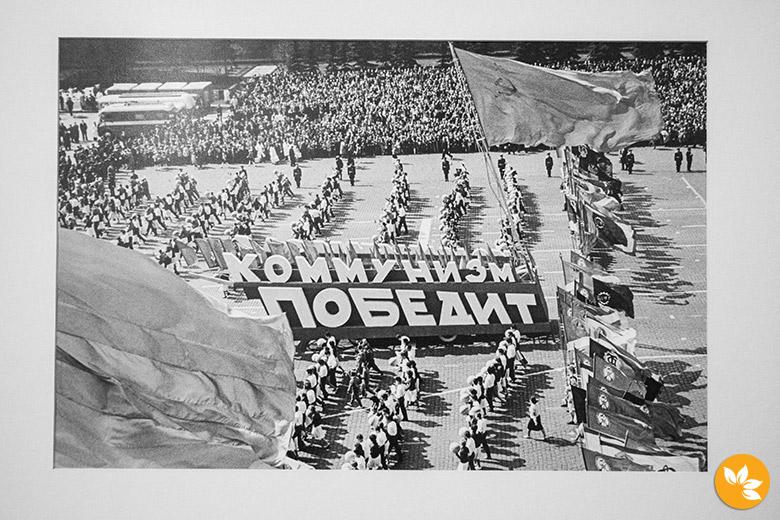 Exposição - A União Soviética através da câmera
