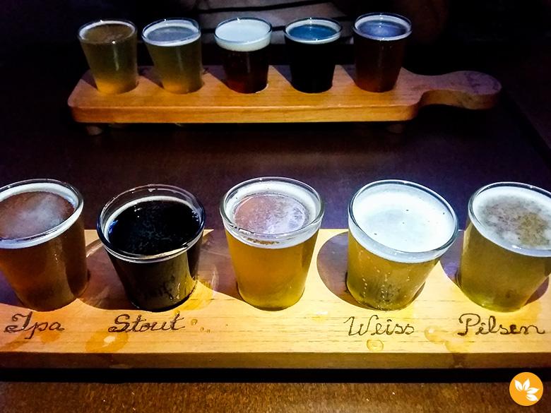 Montanhas Capixabas - Cervejaria Barba Ruiva