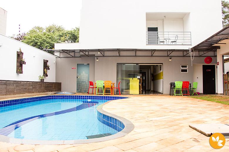 Hostel em Foz do Iguaçu - Concept Design Hostel