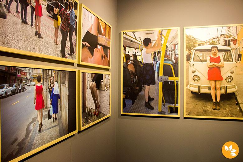 Museu da Diversidade - Exposição Menino de Salto Alto