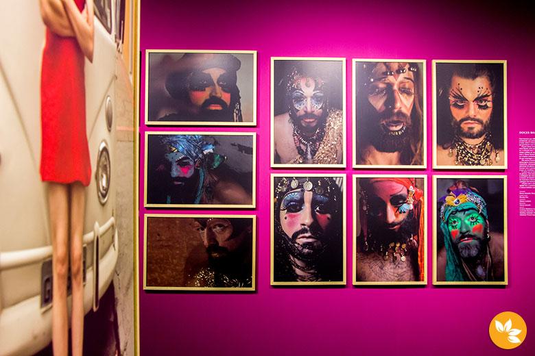 Museu da Diversidade - Exposição Doces Barbas