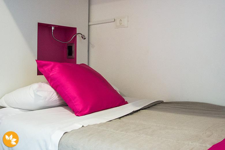 Hostel em Foz do Iguaçu - Concept Design Hostel - Quartos