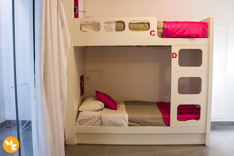 Concept Design - Quarto Rosa
