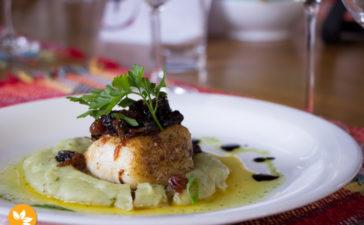 Restaurantes na Praia do Rosa - Pedra da Vigia