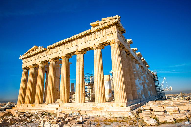 Viagem para Grécia: Acrópole de Atenas