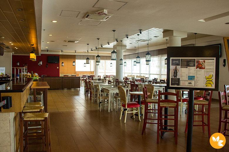 Hotel Ibis Vitoria Aeroporto - Café, Restaurante & Bar