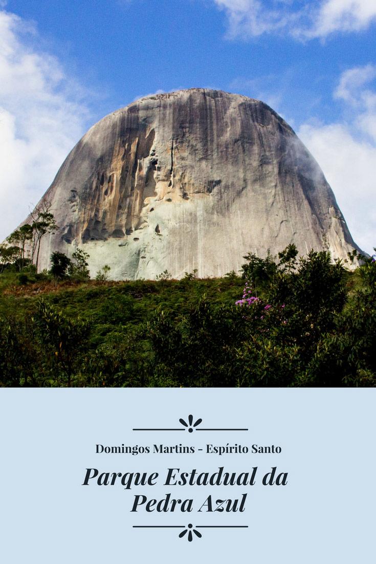 Conheça um dos mais incríveis cartões postais do estado do Espírito Santos - Parque Estadual da Pedra Azul em Domingos Martins.