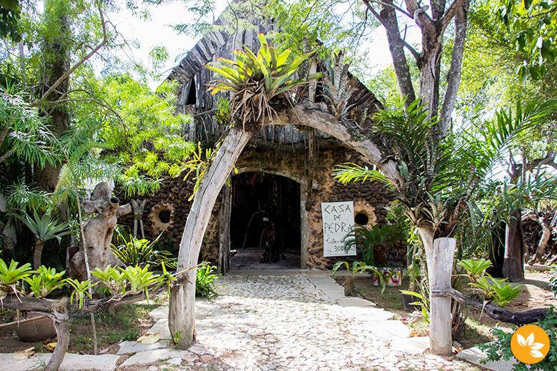 A Casa de Pedra no Espírito Santo