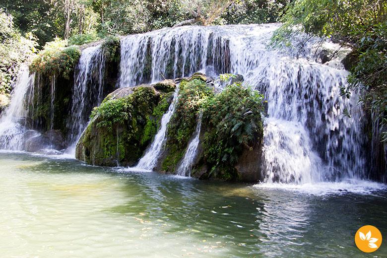 Viagem para Bonito - Cachoeira Sinhozinho - Estância Mimosa