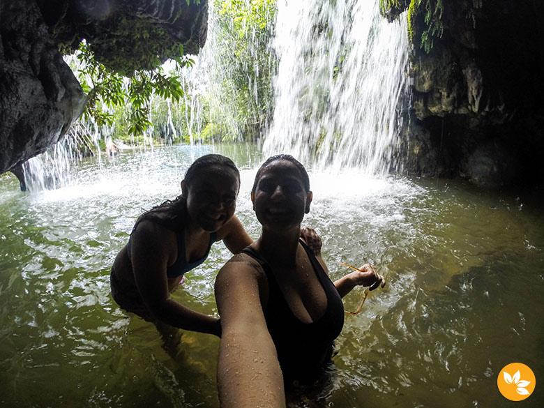 Cachoeira do Desejo - Estância Mimosa