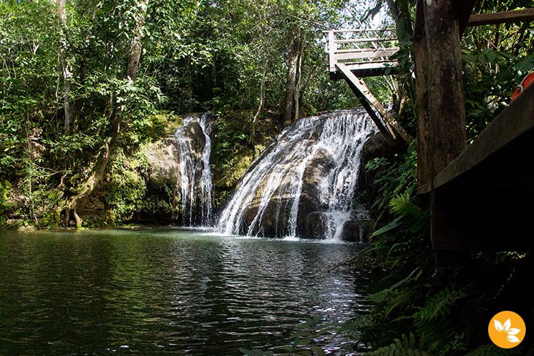 Cachoeira do Salto - Estância Mimosa