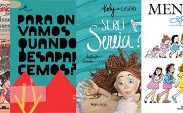 Dia das Crianças - Livros Infantis para presentear