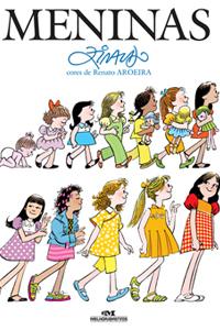 Dia das Crianças - Livro Meninas - Ziraldo