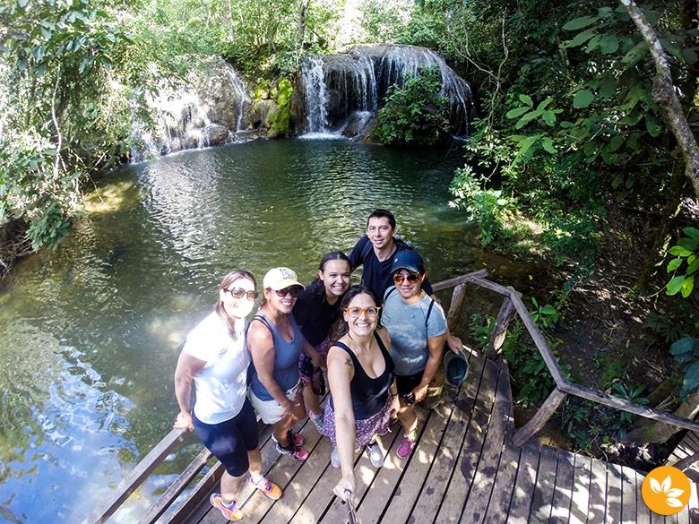 Bonito – Trilha e cachoeiras na Estância Mimosa
