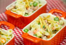 Salada de Macarrão - PicNic