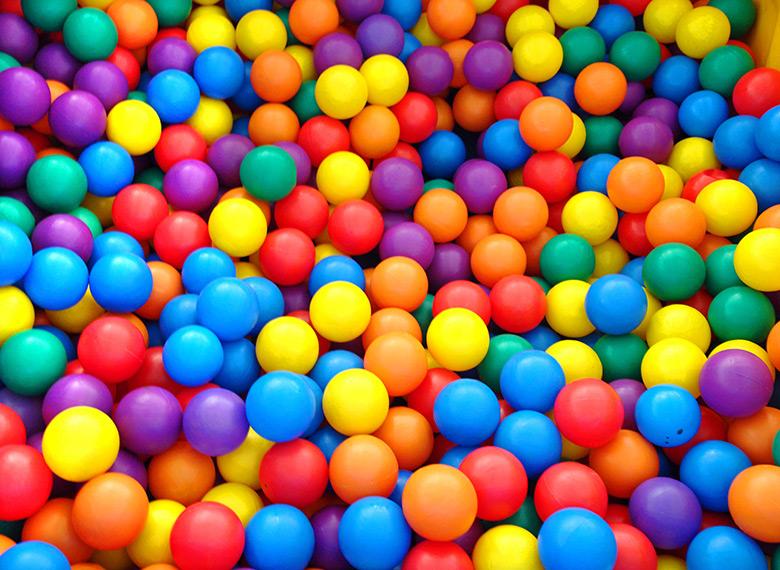 Amazing Balls