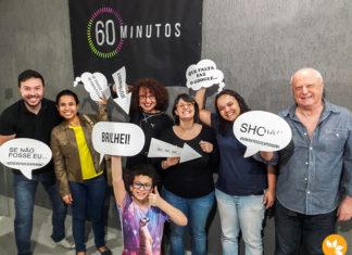 60 Minutos - Você é capaz de escapar?