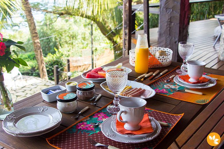 Casa 658 - Café da Manhã
