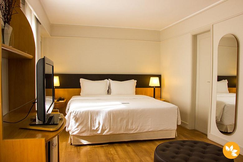 Hotéis em São Paulo – Hotel Pergamon na Rua Frei Caneca