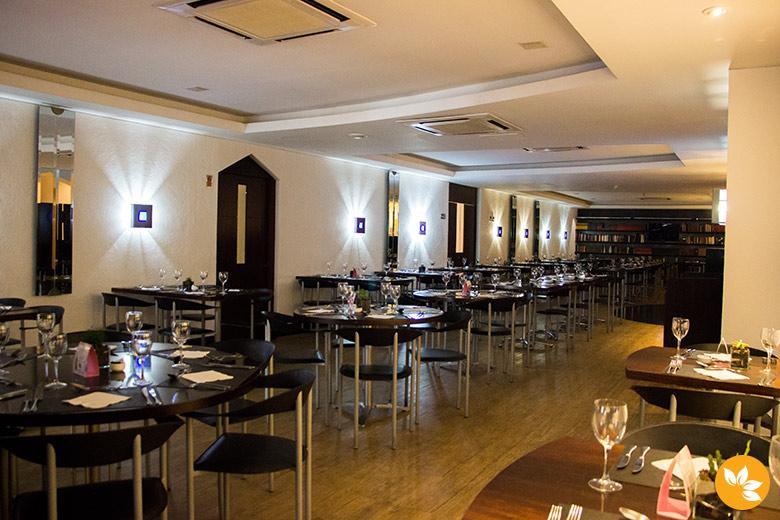 Hotel Pergamon - Restaurante Verissimo