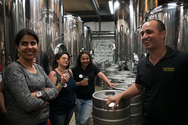 Cervejaria Nacional - Vem Pra Sampa, Meu!